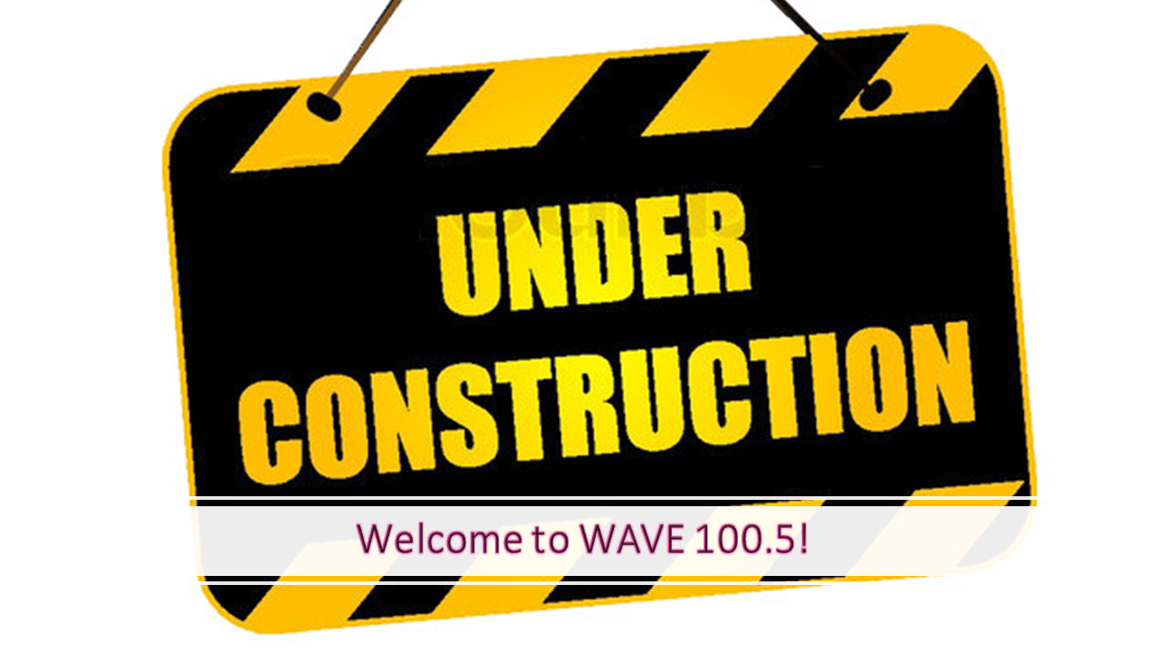 Welcome to WAVE 100.5!