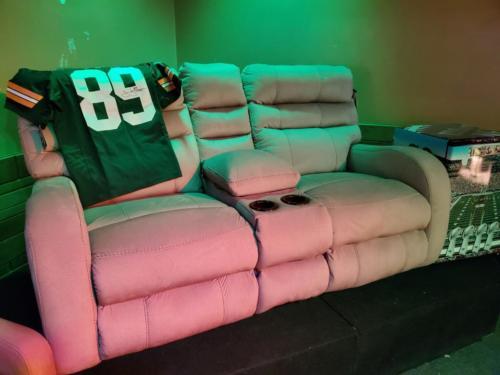 104 Dual Reclining Sofa