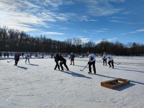 Pond Hockey 2020