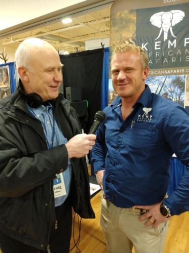 Kemp Safaris Interview